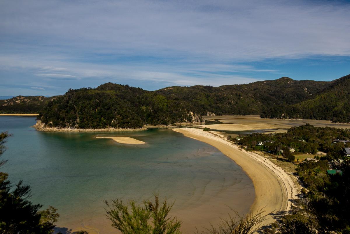Playa de Torrent Bay, Abel Tasman