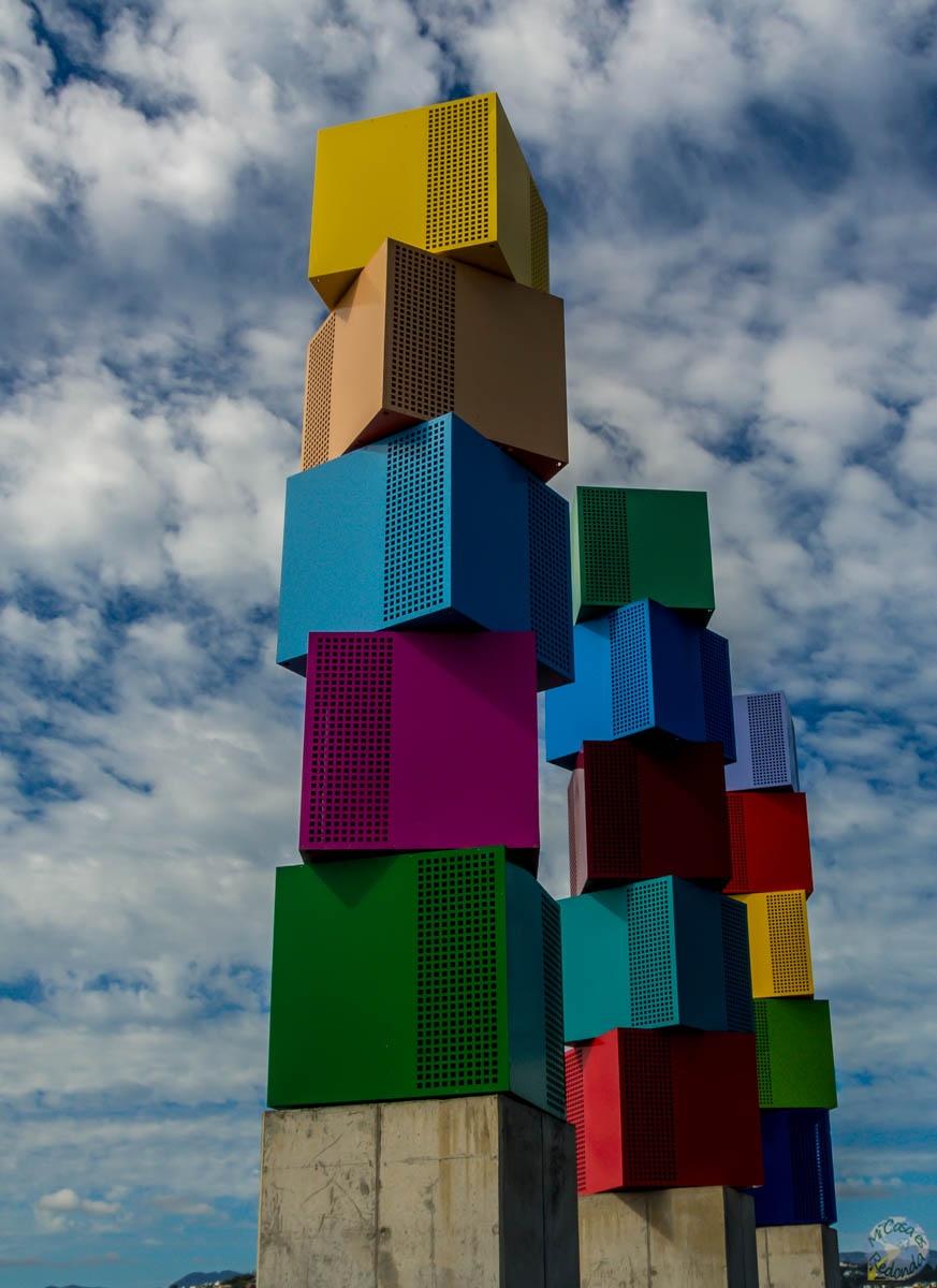 Esculturas callejeras, Wellington