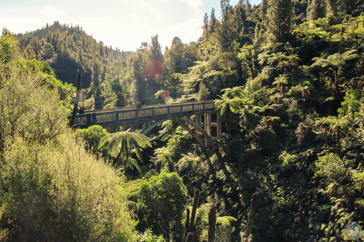 Bridge to Nowhere, Whanganui Journey