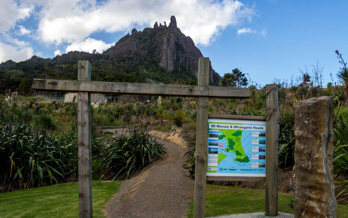 Monte Manaia, Whangarei, Northland