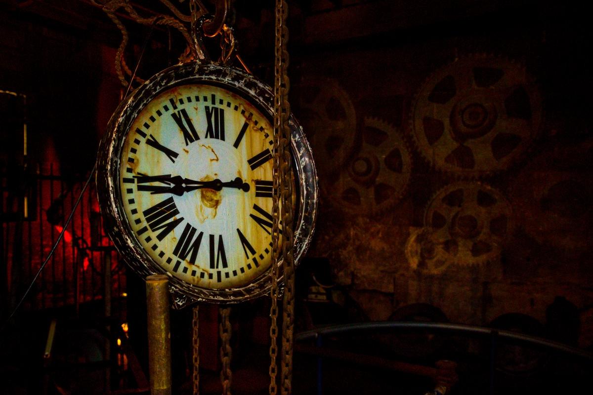 El tiempo vuela! Museo Steampunk, Oamaru