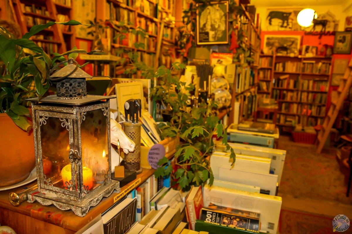 Librerías de Wellington