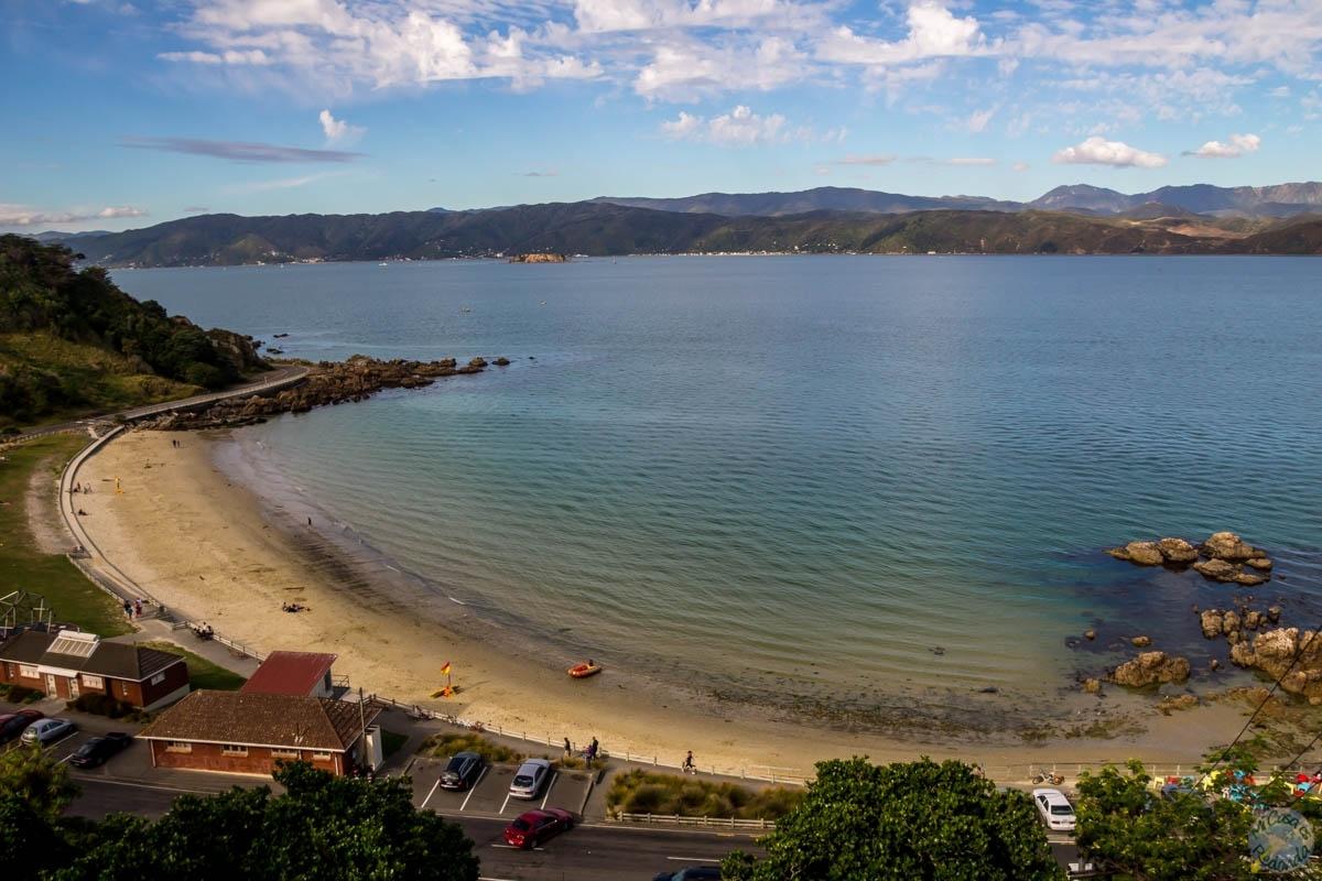 Scorching Bay, Wellington