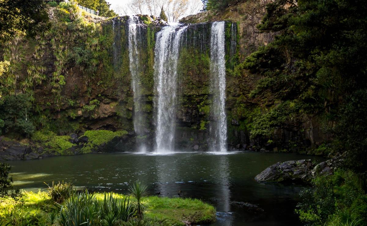 Whangarei Waterfall, Northland