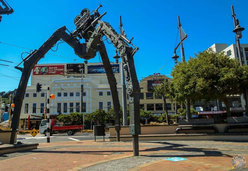 Tripod, Wellington