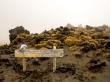 La niebla YA está aquí, Tongariro Alpine Crossing