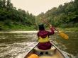 Carol dándolo todo, Whanganui Journey