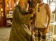 Con mi compadre Gandalf, Weta Cave, Wellington