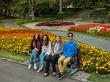 Despidiéndonos del Botanic Garden