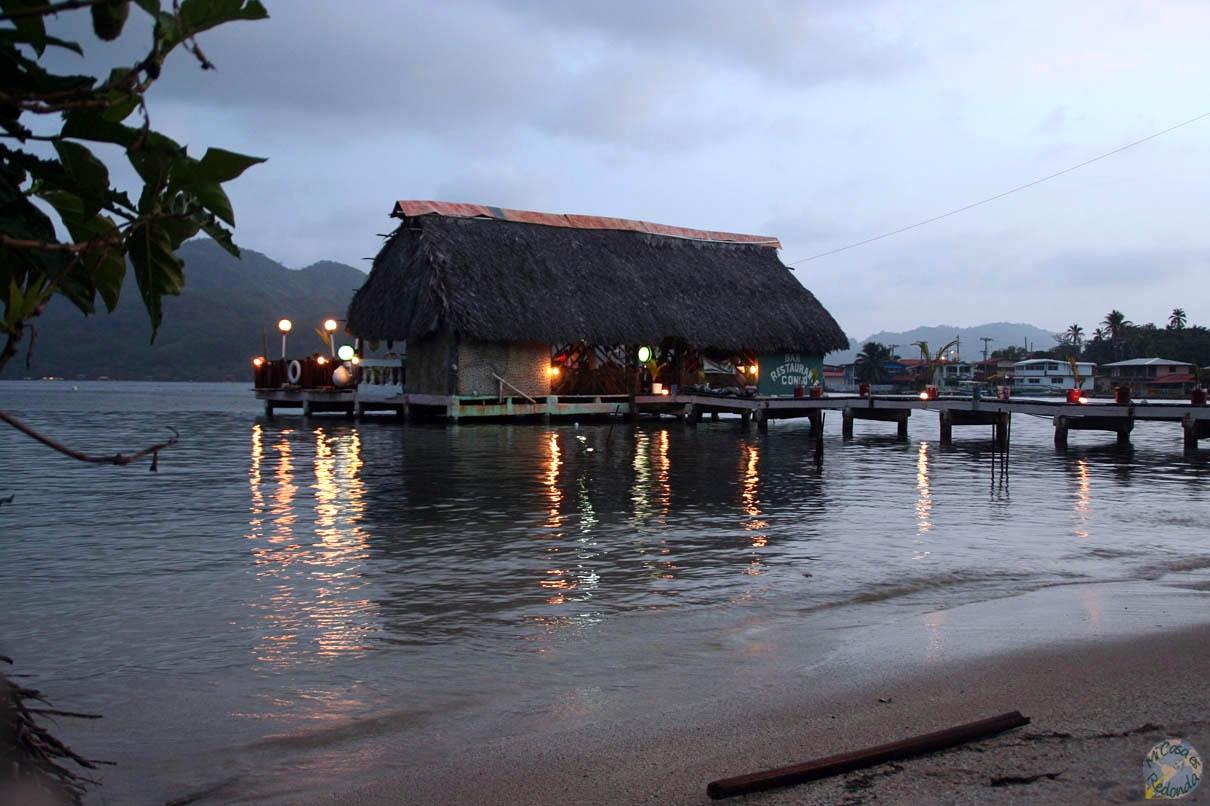 Restaurante en Isla Grande