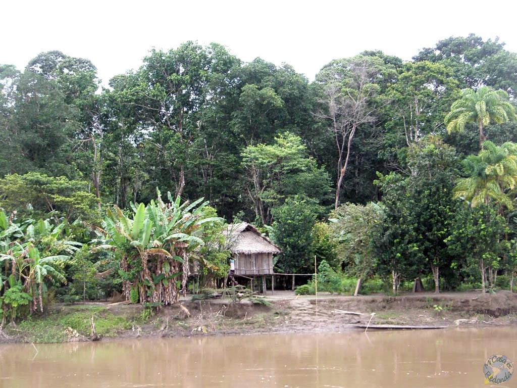 Comunidades a orillas del Coca