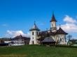 Iglesia en la zona de Bucovina