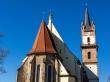 Iglesia Luterana de los Sajones, Piata Unirii, Bistrita