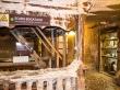 Interior de las minas de sal de Turda
