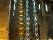 Descomunal ascensor en las minas de sal de Turda, no parece Desafío Total?