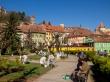 Parque en Sighisoara