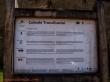 Detalle de las rutas de senderismo en Biertan