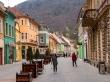 Calles peatonales de Brasov