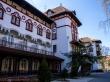 El hotel más antiguo de Sinaia