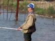 Ruso que pesca