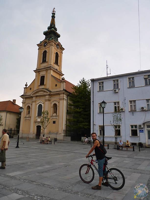 El barrio de Zemun, Belgrado