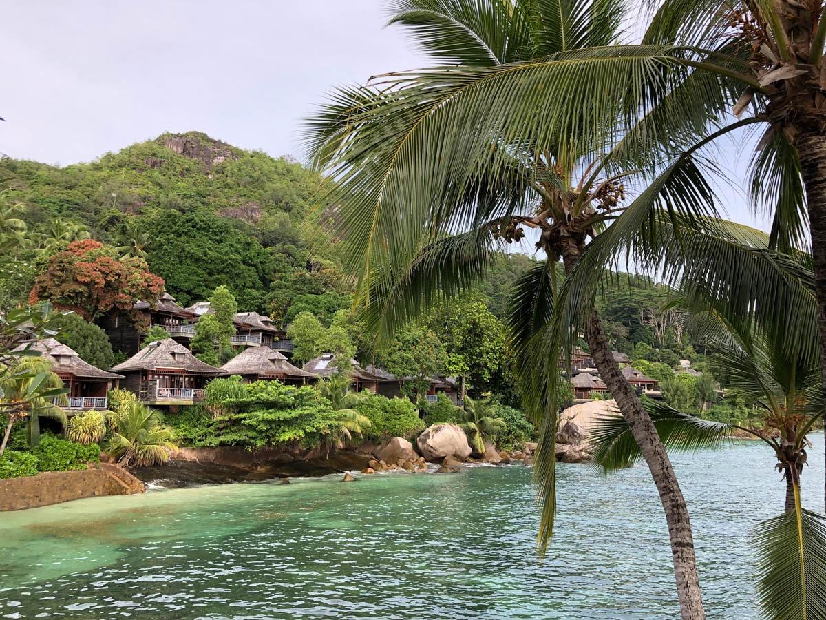 Resort en medio de la naturaleza, Seychelles