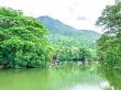 Lagunas interiores, Silhouette, Seychelles