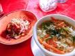 Probando la gastronomía Seychellois