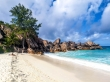 Playas graníticas de Seychelles