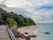 Rodeando La Digue en bici, Seychelles