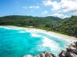 Grand Anse en La Digue, Seychelles