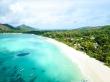Extensas playas de Seychelles