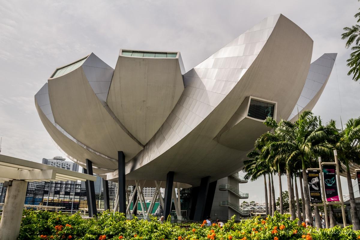 Museo de las Ciencias, Singapur