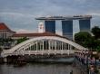 El río Singapur