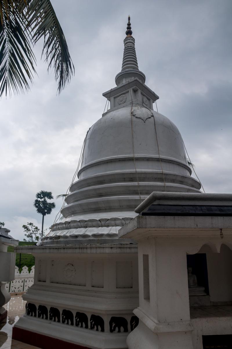 Stupas contra la lluvia, Polonnaruwa