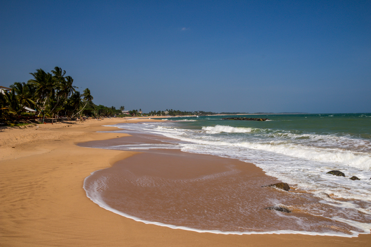 Playa de Tangalle