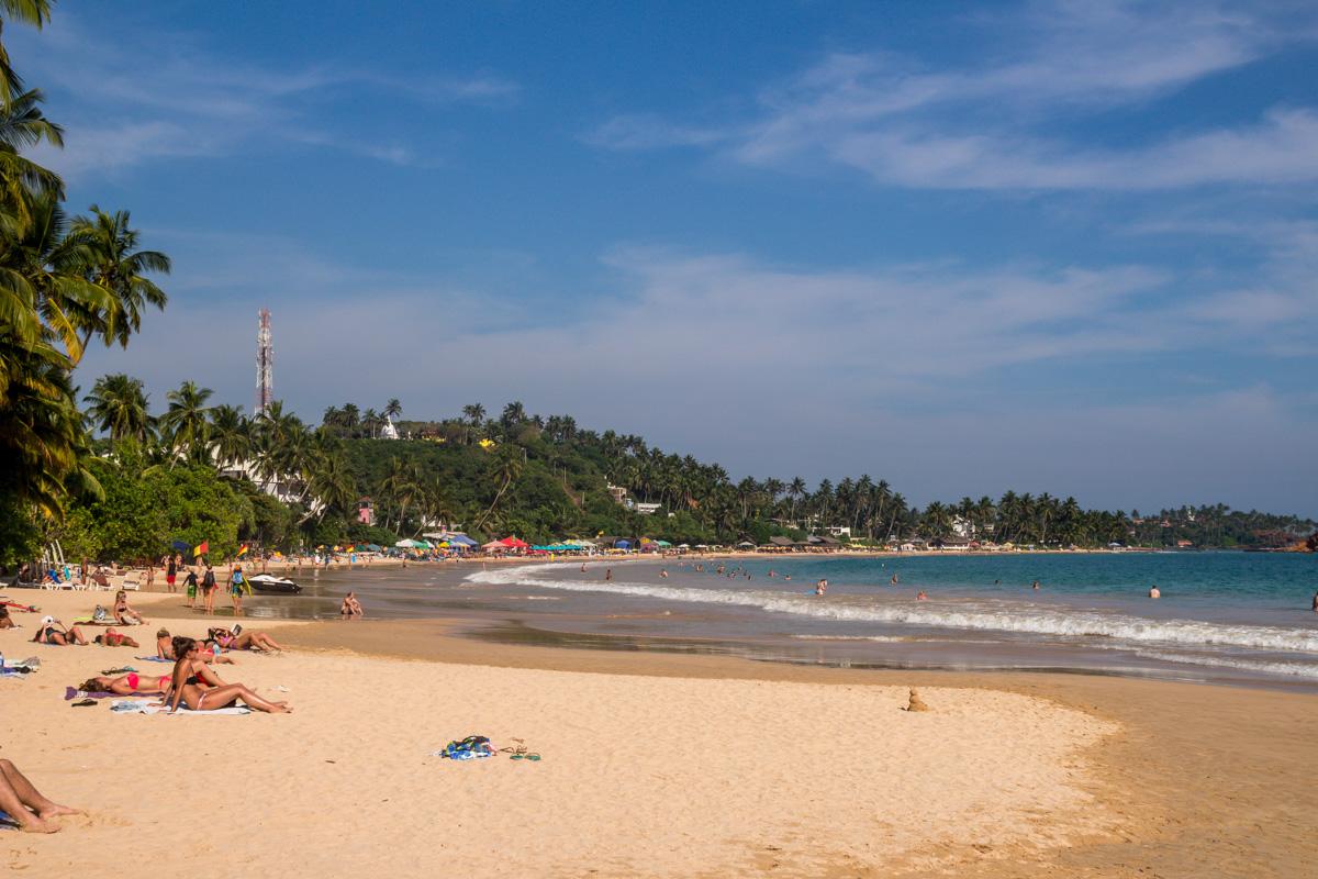Playa de Mirissa