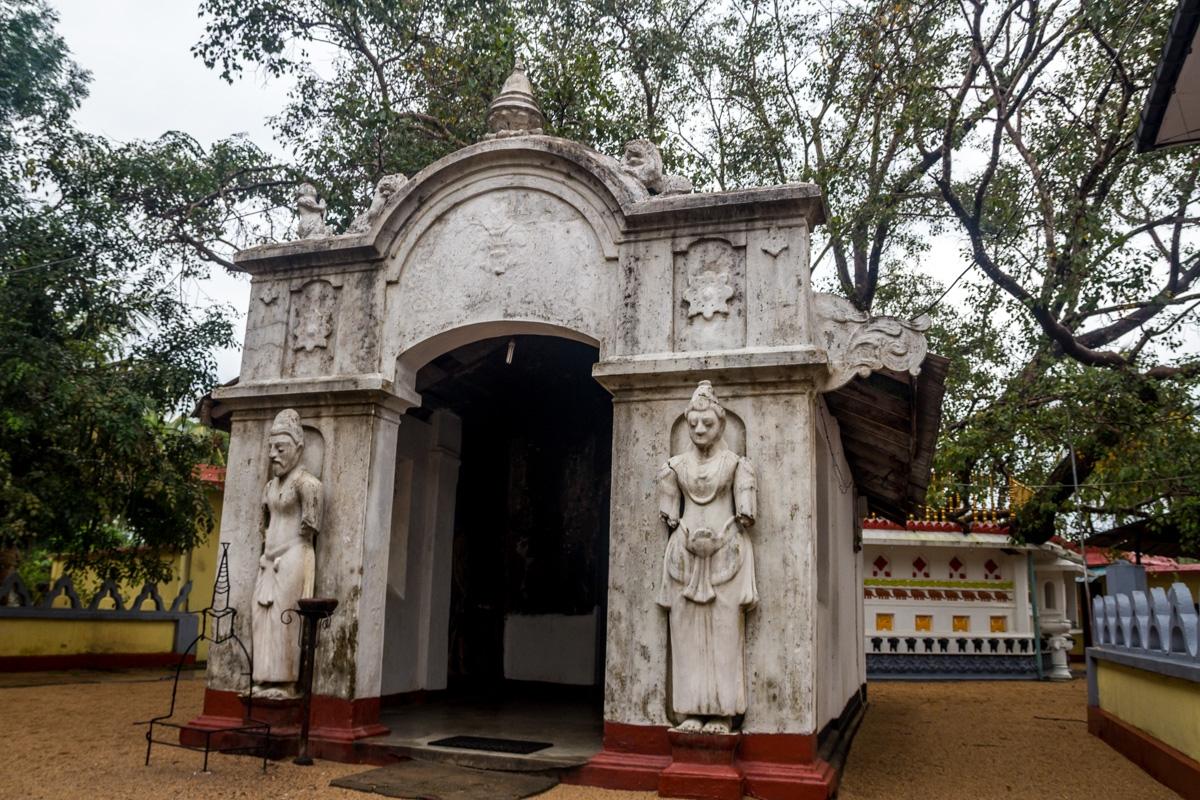Templos en Polonnaruwa
