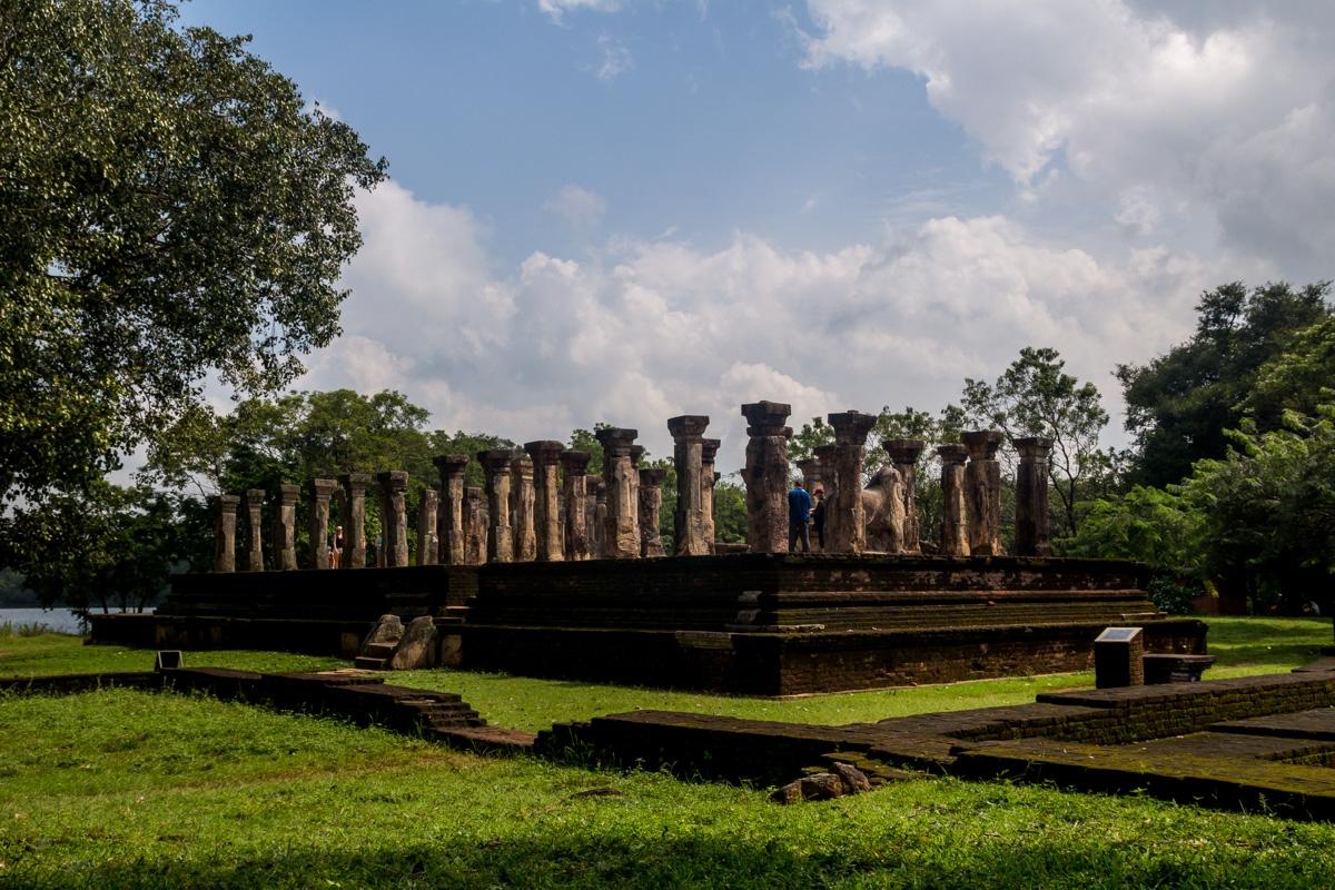 Ruinas y ruinas, Polonnaruwa