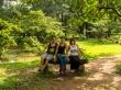 Ola, Vero y Carol, Polonnaruwa