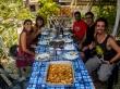Comida de lujo en Tangalle