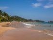 Día de playa, Mirissa