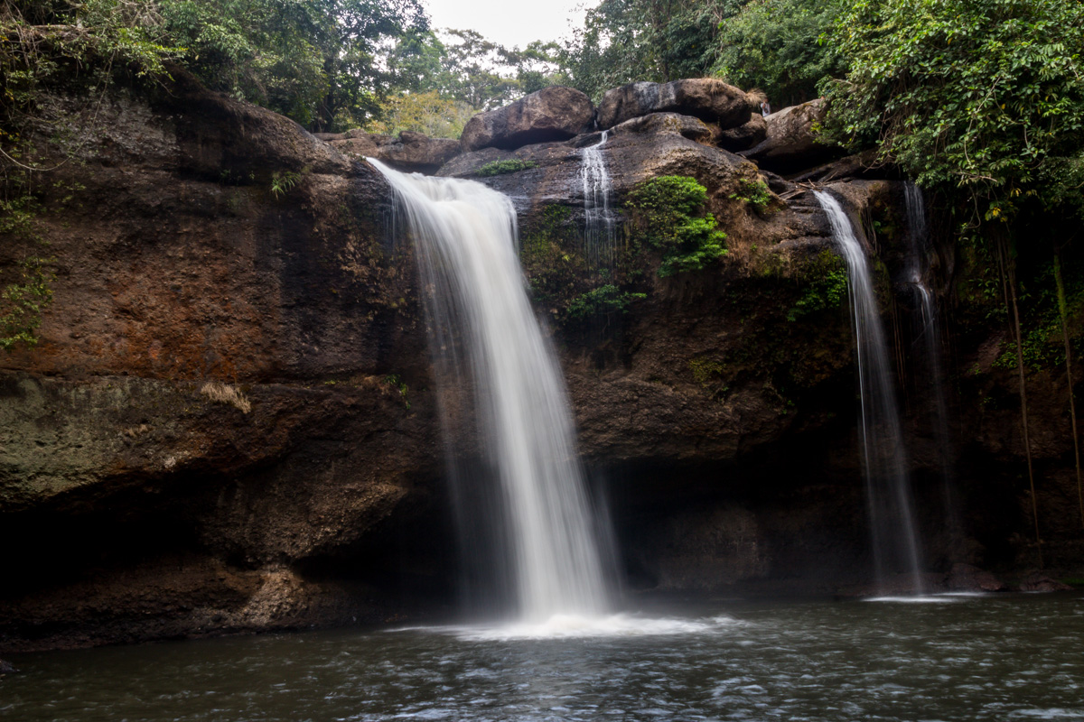 Cascada de Haew Suwat, Khao Yai National Park