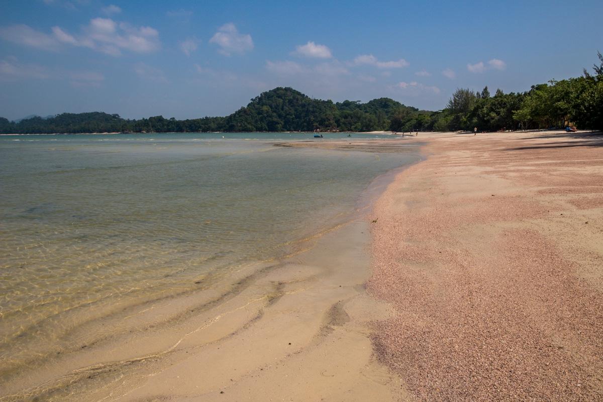 Arena y playa, Koh Phayam