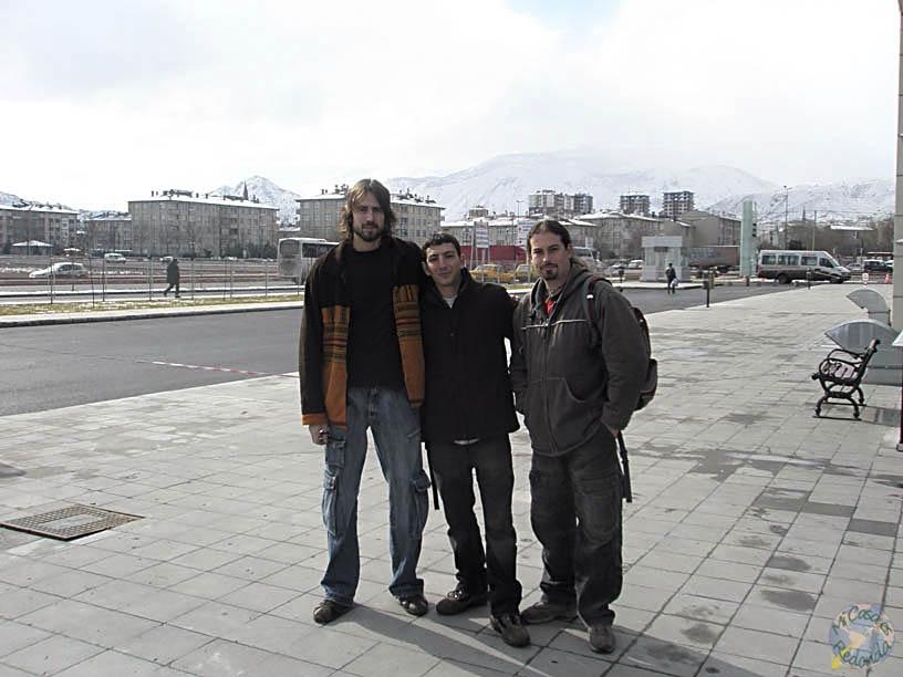 Juanín, Lyon y yo, en Kaiseri