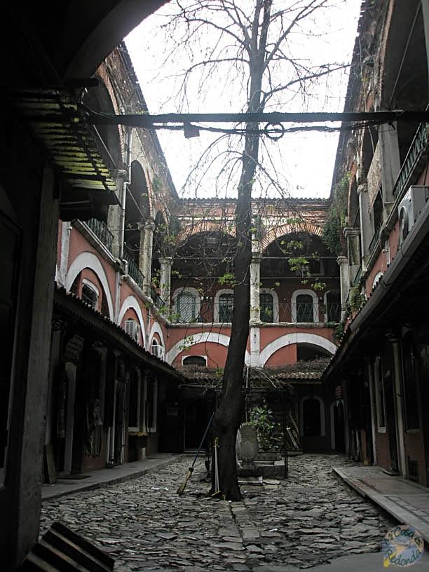 Rincones de Estambul