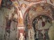Los frescos en las iglesias de Capadocia