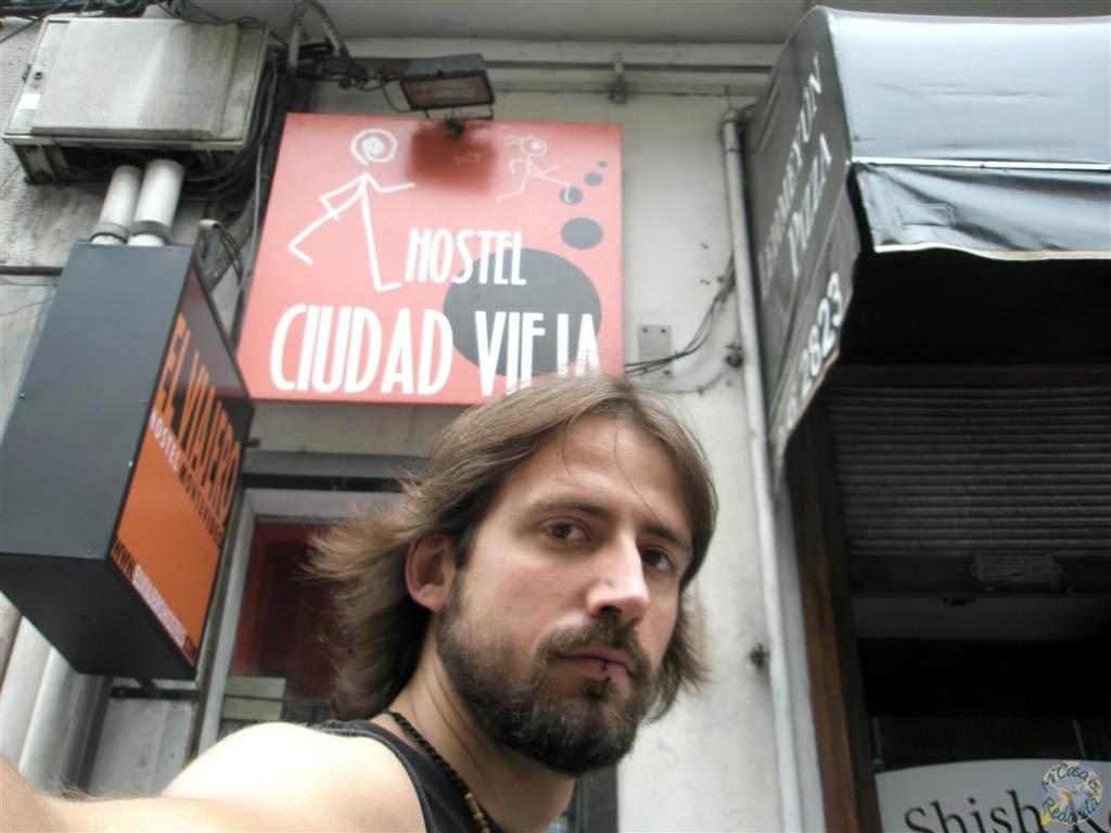 Mi hostal de Montevideo