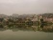 El lago de Sapa