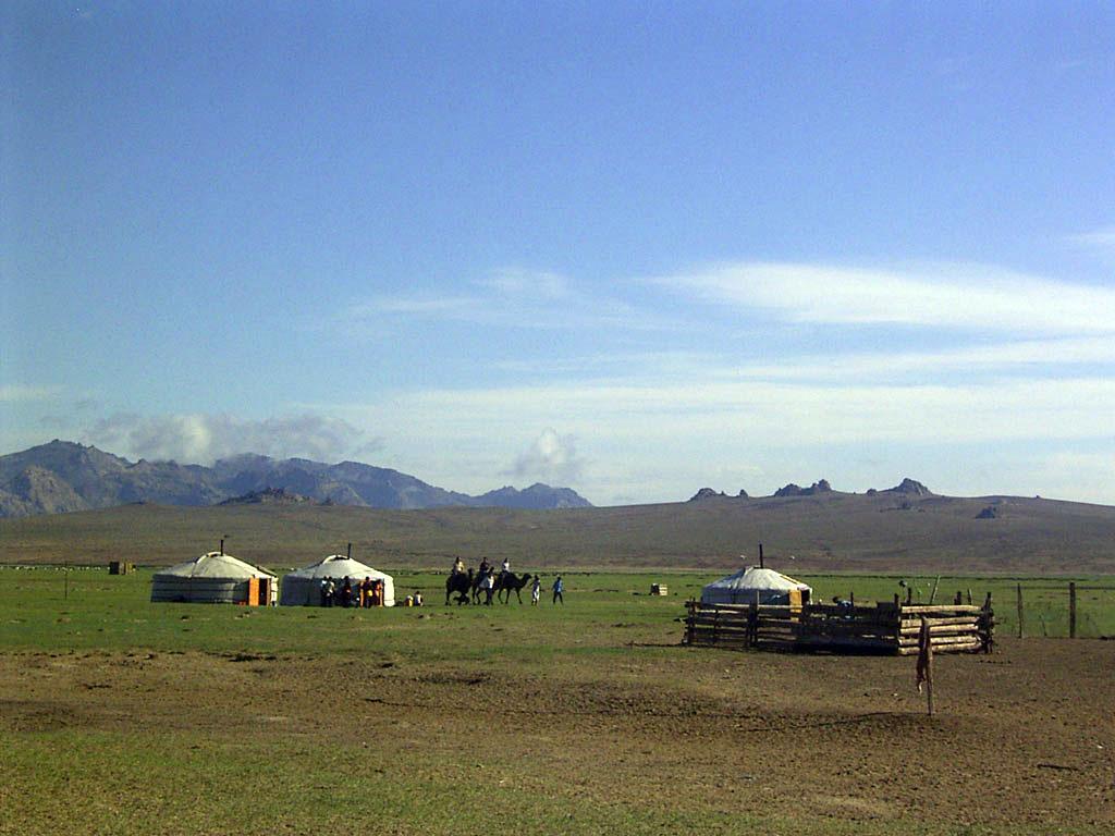Ger Mongolia